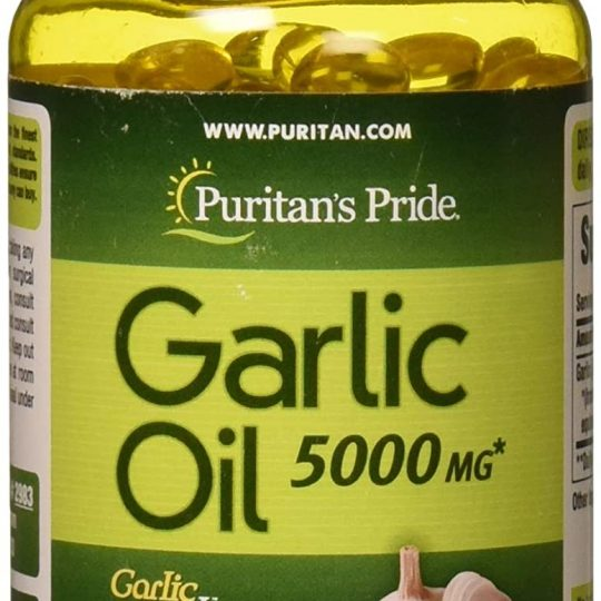 garlic oil 5000
