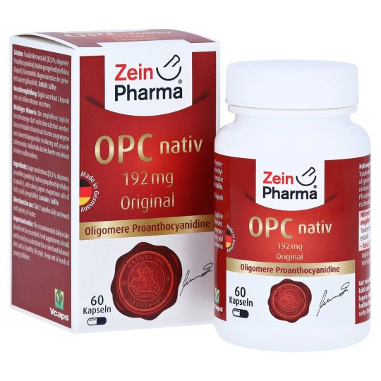 OPC nativ 192 mg (60 Kapszula)