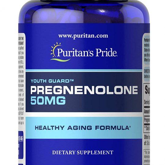 Pregnenolon 50mg, 90db