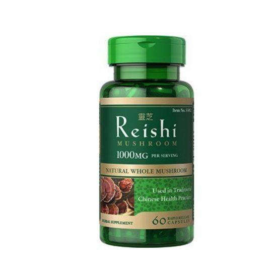 Reishi gomba 1000 mg 60 kapszula