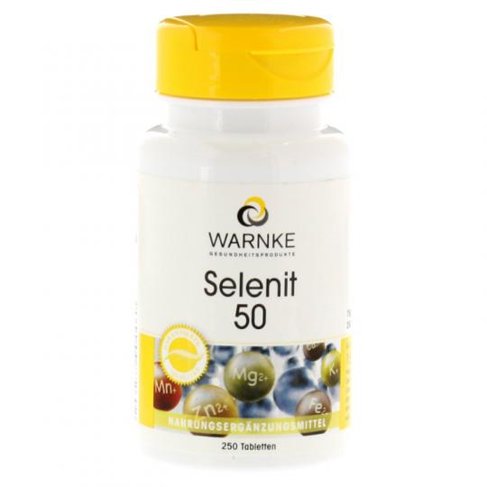 Selenit 50, nátrium-szelenit (100db)