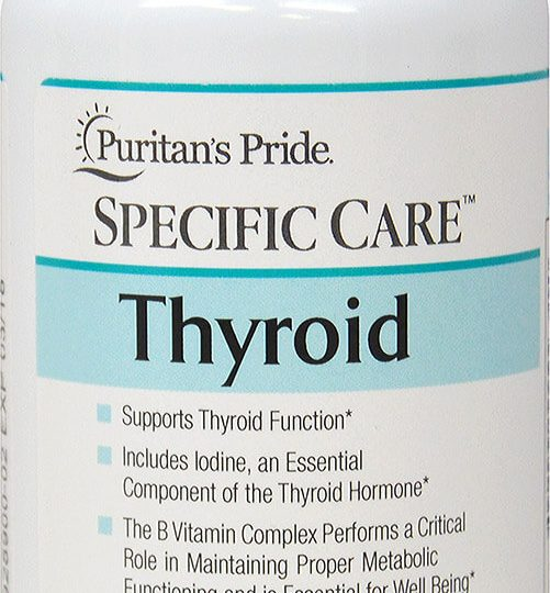 special care Thyroid puritans