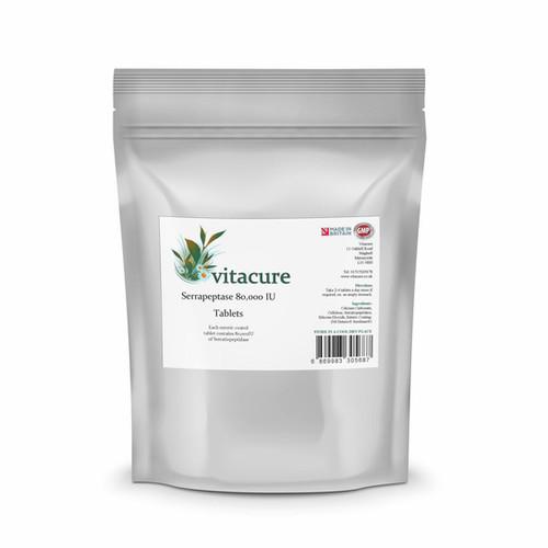 Szerrapeptáz enzim 90db. tabletta , 80.000IU (Mega Erős)