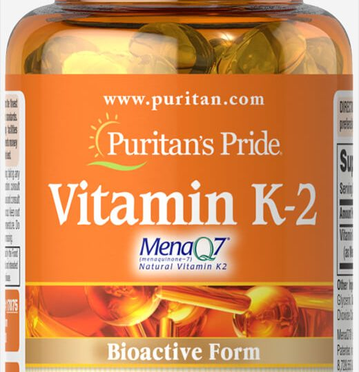 vitamin k-2 puritans