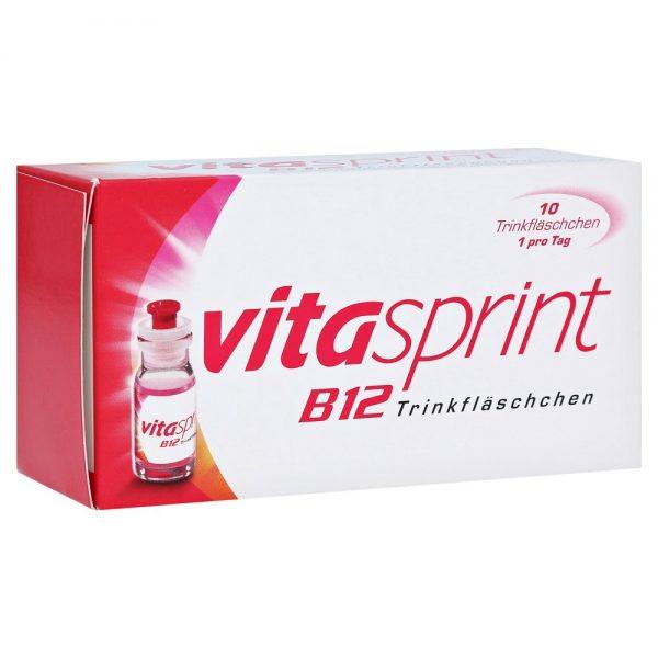 Vitasprint B12 , 10db.ivóampulla